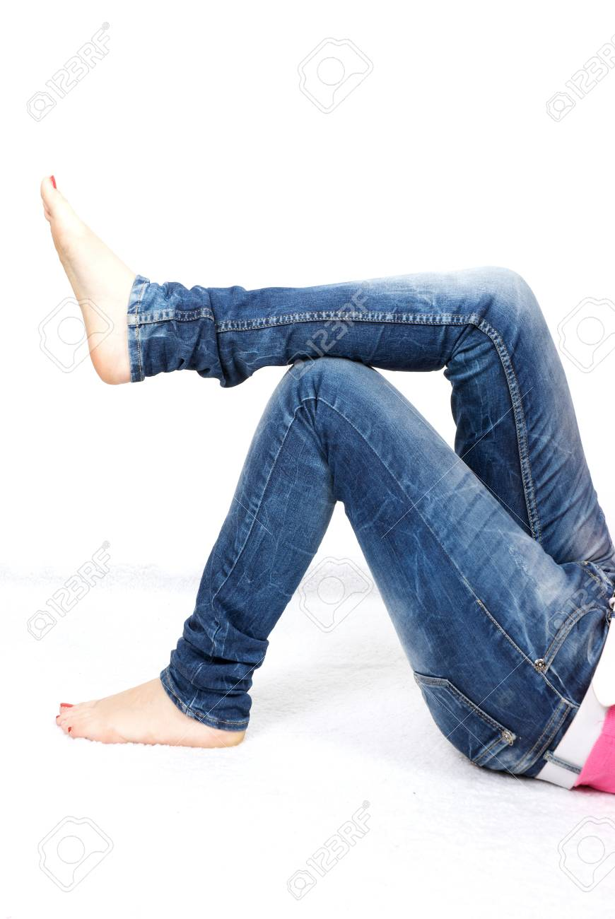 Barefoot In Jeans photo 28