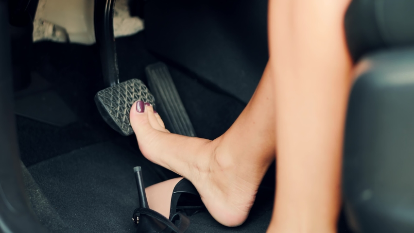 Bare Foot Pedal Pumping photo 19
