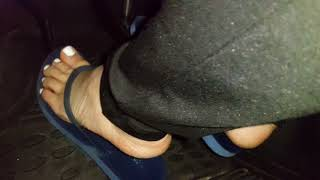 Bare Foot Pedal Pumping photo 17