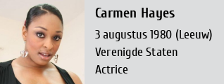 Who Is Carmen Hayes photo 16