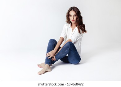 Barefoot In Jeans photo 27