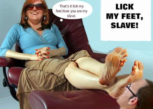 Be My Foot Slave photo 23
