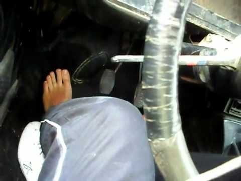 Bare Foot Pedal Pumping photo 27