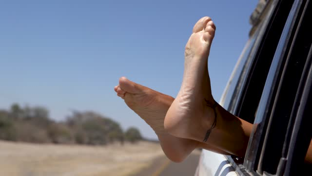 Bare Foot Pedal Pumping photo 9
