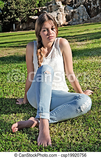 Barefoot In Jeans photo 4