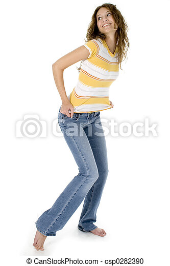Barefoot In Jeans photo 26
