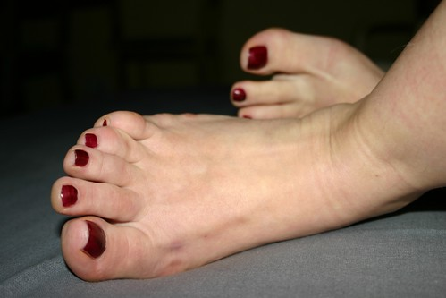 Sexy Curled Toes photo 16
