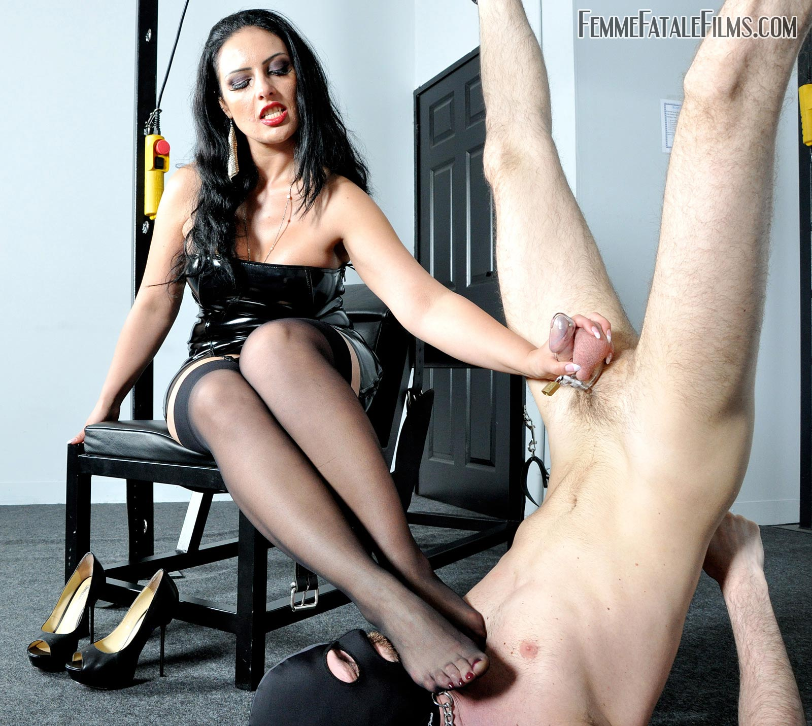 Foot Tease And Denial photo 16
