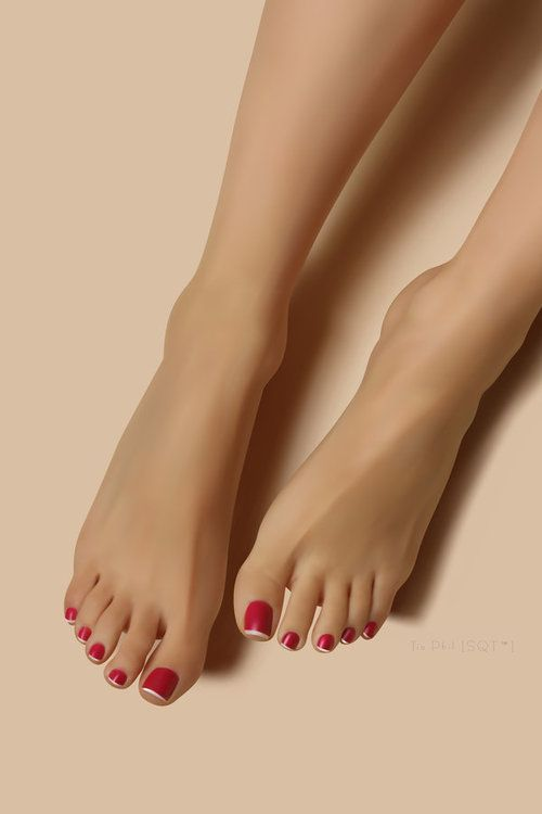Sexy Curled Toes photo 1
