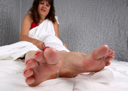 Feet Over Forty Pics photo 4