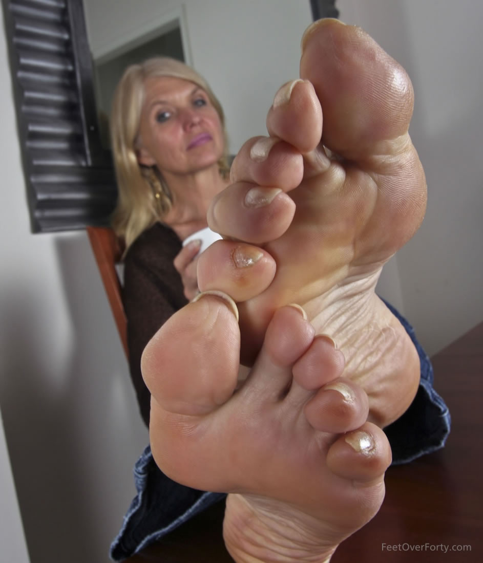 Feet Over Forty Pics photo 15