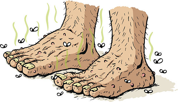 Pictures Of Stinky Feet photo 22