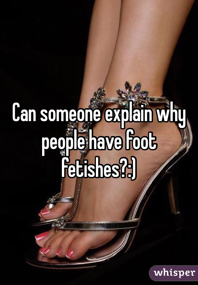 Why People Have Foot Fetish photo 2